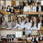 10 апреля на факультете педагогики и психологии состоялась презентация СНИК «Студенческая лингвистическая лаборатория».