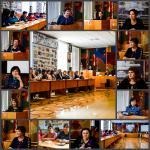 В рамках Недели педагогики на факультете был проведен 25 октября 2016 года Круглый стол