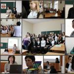 12 апреля 2017 года СНИК «Студенческая лингвистическая лаборатория» организовала мероприятие на тему «Проблемы коммуникации у детей с ОВЗ и способы их устранения».
