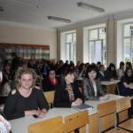 54-ая студенческая научная конференция АГУ
