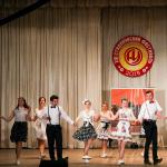 В АГУ завершился фестиваль «Студенческая весна 2015», посвященный 70-летию Великой Победы