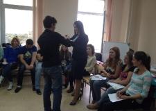 ЛМУ-2014. Тренинг на сплоченность