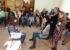 ЛМУ-2014. Тренинг на лидерские качества