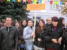 Открытие дворика АГУ (18.11.2009)