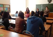 День открытых дверей АГУ (27.04.2014)