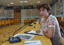 Встреча редакции АГУ с ректором (5.06.2014)