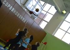 Первенство АГУ по баскетболу, легкой атлетике и настольному теннису_9